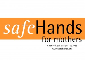 SafeHands for Mothers logo Reg&Web